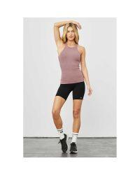 Alo Yoga Biker short kratke tajice, hlače