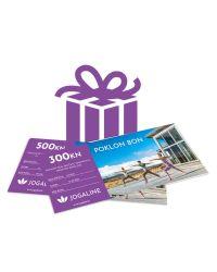 Poklon bon od 100 - 1000 KN