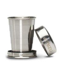 Mini zložljiv kozarček iz jekla Collapsible Shot Glass Mizu