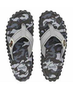 Gumbies japanke, Grey Camouflage