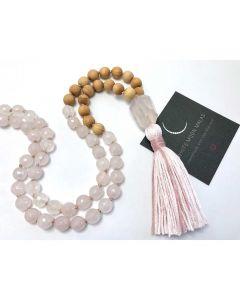 Jogijski nakit, ogrlica Mala Peace - Mir