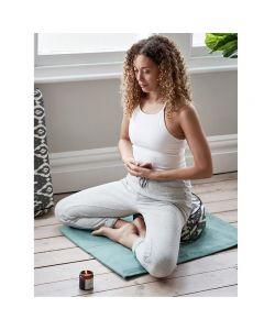 Deka za jogu od pamuka