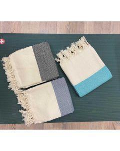 Peštemalj Vintage, deka & ručnik 95 x 175 cm