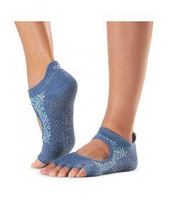Protuklizne čarape Bellarina Half Toe na prste Toesox
