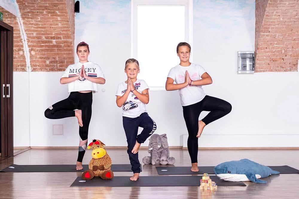 joga za djecu